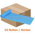 Müllbeutel Abena Saekko Boy 40 L blau 10 Stück/Rolle Karton