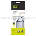 Müllbeutel EKO Type F1 Müllsäcke 18 bis 28 L weiß 20 Beutel