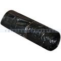 Müllbeutel grau 30 L 8 my, 50 Stück/Rolle