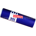 Müllbeutel mit Tragegriff 35 L 8 my, 25 Stück/Rolle