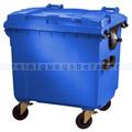 Müllcontainer Sulo blau 1100 L