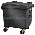 Müllcontainer Sulo grau 1100 L