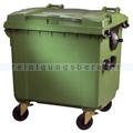 Müllcontainer Sulo grün 1100 L