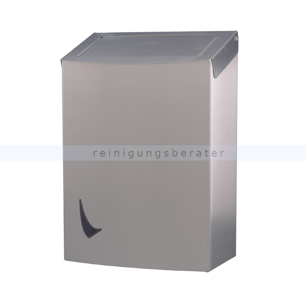 wings abfallbeh lter 20 liter edelstahl mit push deckel. Black Bedroom Furniture Sets. Home Design Ideas