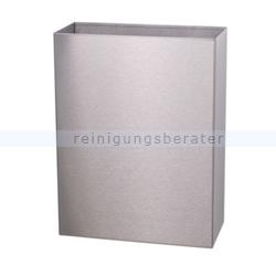 all care dutch bins abfallbeh lter edelstahl 25 liter offen. Black Bedroom Furniture Sets. Home Design Ideas