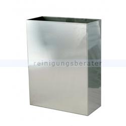 dutch bins abfallbeh lter edelstahl gl nzend 25 liter offen. Black Bedroom Furniture Sets. Home Design Ideas