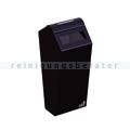 Mülleimer Außenbehälter BINsystem Basic BIN 120 L schwarz