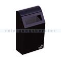 Mülleimer Außenbehälter BINsystem Basic BIN 50 L schwarz