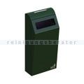 Mülleimer Außenbehälter BINsystem Basic BIN 60 L grün