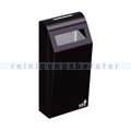 Mülleimer Außenbehälter BINsystem Basic BIN 60 L schwarz