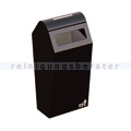 Mülleimer Außenbehälter BINsystem Basic BIN 90 L schwarz