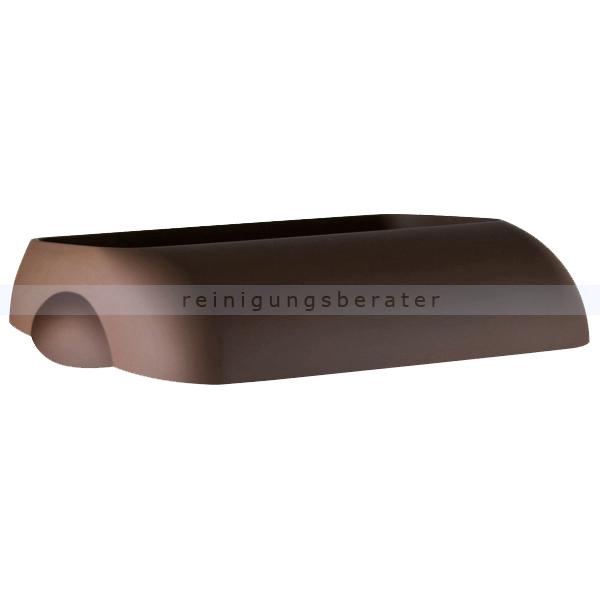 Mülleimer Deckel Hidden MP744 Color Edition, braun