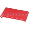 Mülleimer Deckel VAR für Kunststoffcontainer 40 L rot