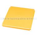 Mülleimer Deckel VAR für Kunststoffcontainer 60 L gelb