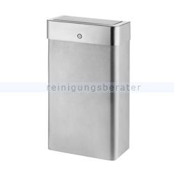 Mülleimer Impeco Prestige Abfallbehälter Edelstahl 28 L
