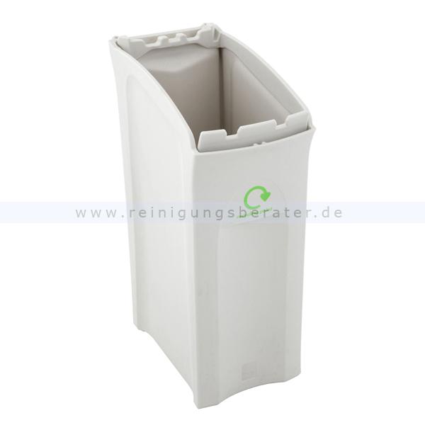 m lleimer recycling midi envirobin 82 l grau. Black Bedroom Furniture Sets. Home Design Ideas