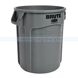 Mülleimer Rubbermaid Brute Container grau 76 L