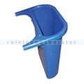 Mülleimer Trennungsbehälter 4,5 L Rubbermaid Blau
