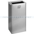 Mülleimer VAR B 31 Abfallbehälter Edelstahl 40 L