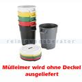 Mülleimer Vileda Titan 85 L Behälter, grün