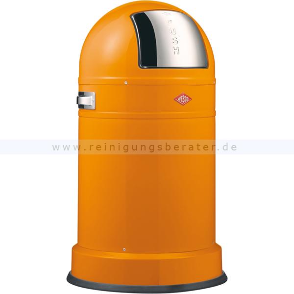 wesco classic line pushboy orange 50 l 173831 25. Black Bedroom Furniture Sets. Home Design Ideas
