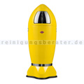 Mülleimer Wesco Spaceboy Rakete XL 35 L lemonyellow