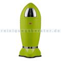 Mülleimer Wesco Spaceboy Rakete XL 35 L limegreen