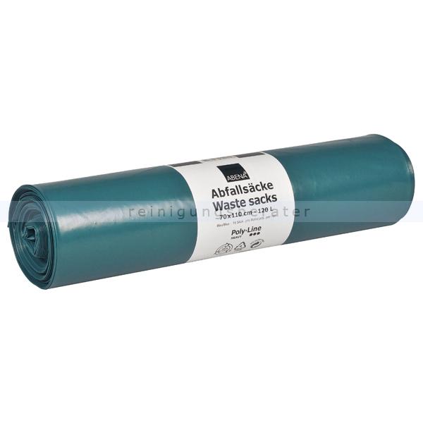 Müllsäcke blau 120 L 68 my (Typ 100), 15 Stück/Rolle