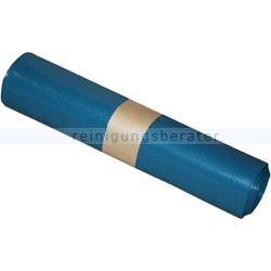 Müllsäcke blau 120 L 73 my (Typ 100), 15 Stück/Rolle