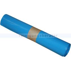 Müllsäcke blau 120 Liter 34 my (Typ 60), 25 Stück/Rolle