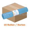Müllsäcke Deiss PREMIUM 120 L (Typ 60) blau 10 Rollen/Karton