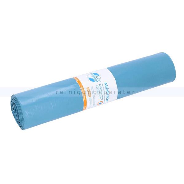 Emil Deiss 10213 Premium Plus Müllbeutel 120 L Typ 60 Blau