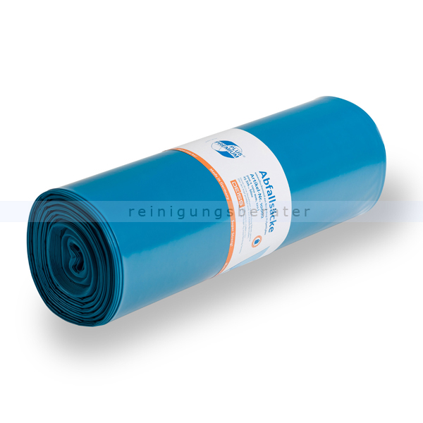 Emil Deiss 10002 Premium Plus Müllsäcke 120 L Blau Karton