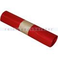 Müllsäcke rot 70 L 35 my (Typ 60), 25 Stück/Rolle