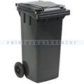 Mülltonne ESE Kunststoff 120 L grau
