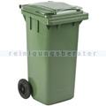 Mülltonne ESE Kunststoff 120 L grün