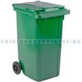 Mülltonne ESE Kunststoff 240 L grün