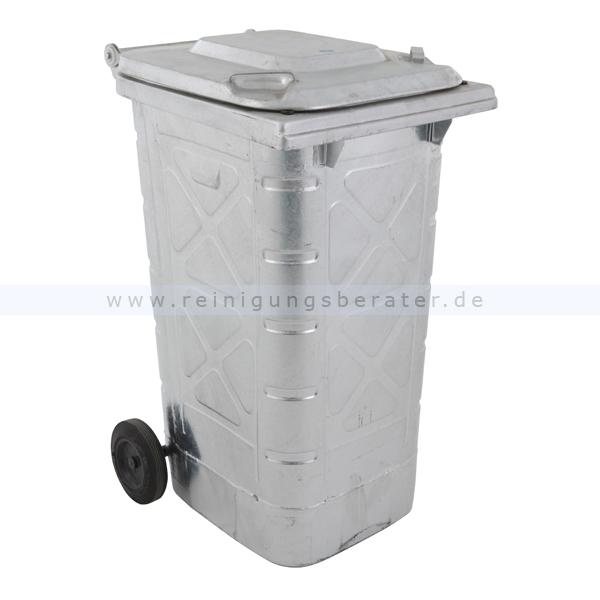 Mülltonne ESE Mini Container 240 L verzinkt