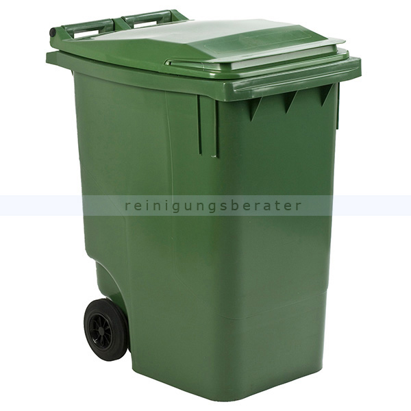 Mülltonne ESE Mini Container 360 L Grün mobiler Abfallbehälter 31007790