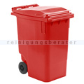 Mülltonne ESE Mini Container 360 L Rot