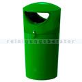 Mülltonne Metro Hooded Müllbehälter 100 L grün
