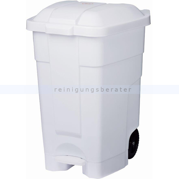 Mülltonne Orgavente Contibasic fahrbar 70 L weiß