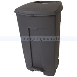 Mülltonne Orgavente Contiplast fahrbar 120 L grau