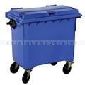 Mülltonne Orgavente CONTIVIA 4 mobil blau 660 L