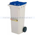 Mülltonne Rossignol Korok 120 L Kunststoff & Schiene