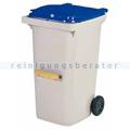Mülltonne Rossignol Korok 240 L Kunststoff mit Schiene