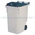 Mülltonne Rossignol Korok 340 L Kunststoff grau