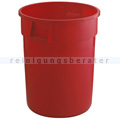 Mülltonne Rubbermaid Brute Container 167 L rot