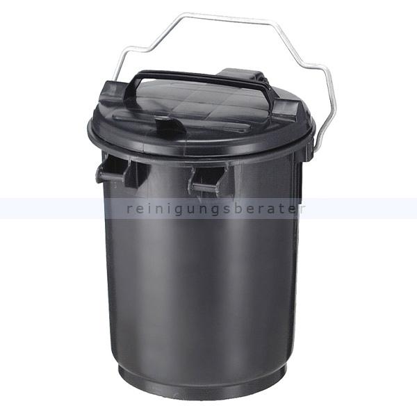 Mülltonne Sulo aus Kunststoff 35 L Dunkel-Grau