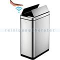 Mülltrennsystem EKO Deluxe Phantom Sensor 2 x 20 L Edelstahl